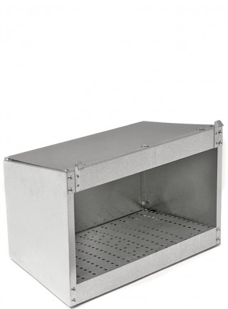 Nest without hole for outside cage - 1