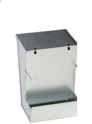 Sicily rabbit feeder t / small with lid - 2