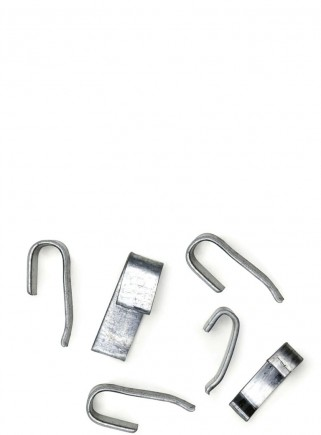 Galvanized clip - 2