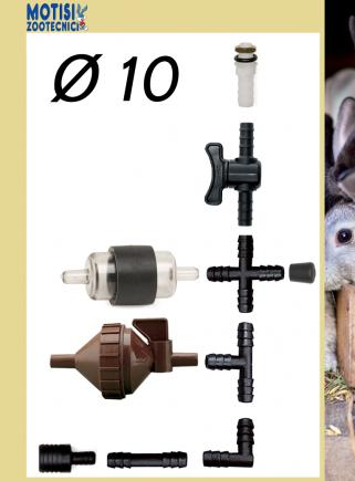 Filter for implant Ø mm.10