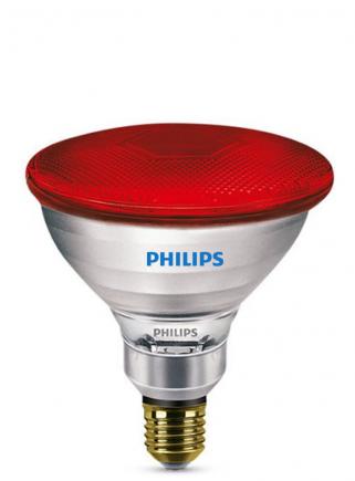 Lampada infrarossi watt 175 Philips PAR38 - 1