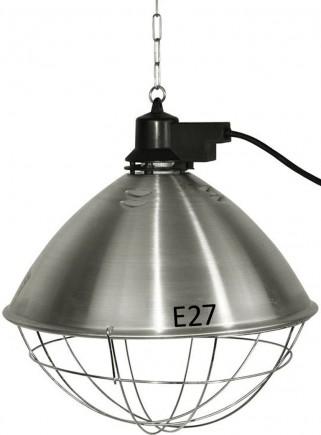 Riflettore in alluminio diametro cm.35 - 1