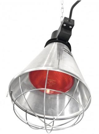 Riflettore + lampada Philips 150W