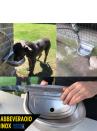 Abbeveratoio in acciaio inox per cani, cavalli, ovini, ecc. - 2