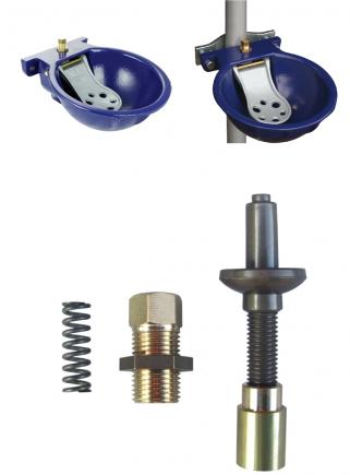 Spare drinker valve art.60.002 - 60.004