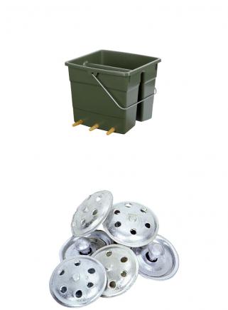 Kytet lamb bucket replacement valve