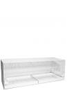 Gabbia cova cm.120 vernic.cassetto plast.mang.interna - 1