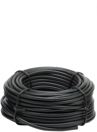 Black flex tube Ø mm.10 - 1