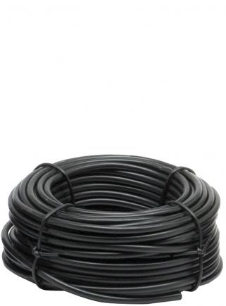 Tubo flex nero Ø mm.10 - 1
