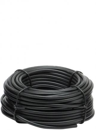 Tubo flex nero diametro mm.10 - 1