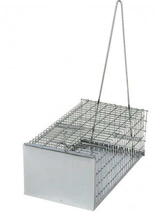 Mice trap with large gallery 30 - 1 cm