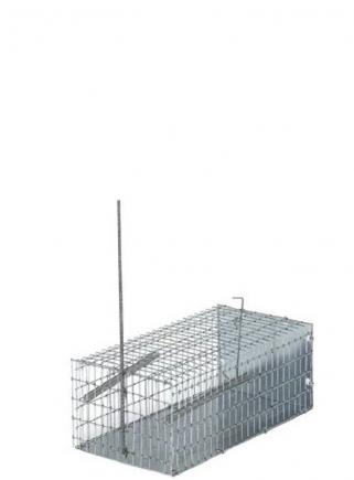 Trappola topi a galleria piccola cm.20 - 1