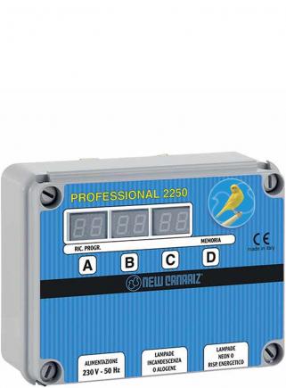 Digital controller (sunrise-sunset) PROFES. 2250 - 1