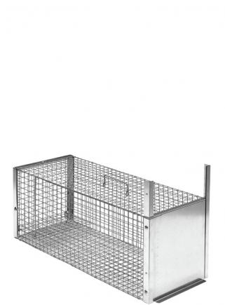 Farmyard animal trap 85 cm one entrance - 1