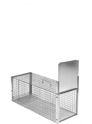 Farmyard animal trap 60 cm one entrance - 1