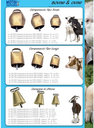 Campana T/Tonda varie misure - 2