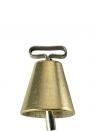 Campana in Ottone n.1 cm.4,8 h. - 1