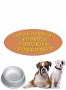Ciotola in Cemento antimorso antirosicchio lt.1,25 - 2