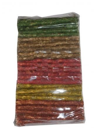 Osso bastoncini mix cm.12,5 x pz.100