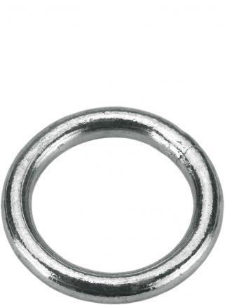 Anello zincato mm.4 x diam.mm.20