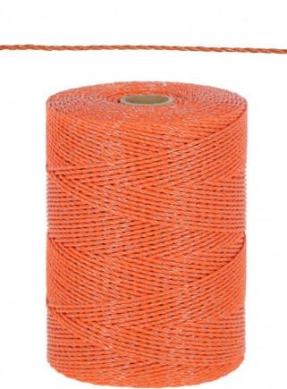 Filo elettropascolo BASIC arancio mt.500