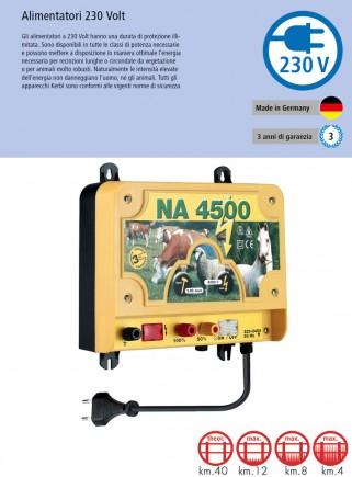 Elettropascolo  Na4500 - 230  Volt