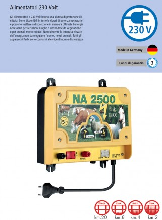 Elettropascolo  Na2500