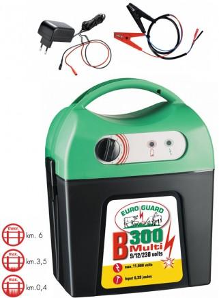 Elettropascolo Euro Guard B300 Multi 9 Volt