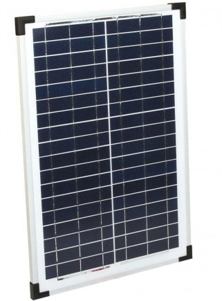 25 W solar panel for Duo 3000 - 1