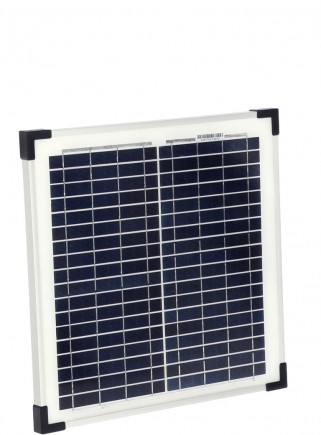 15 W solar panel for Duo 1500 - 1