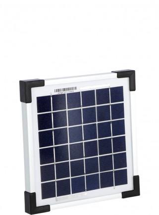 Pannello solare 4 Watt con supporto - 1