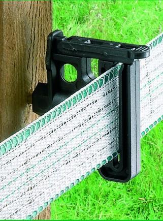 Isolatore banda Maxi Tape mm.40 per palo legno