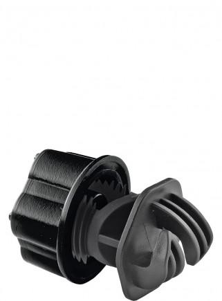 Isolatore filo corda Vario Plus per pali tubolari - 1