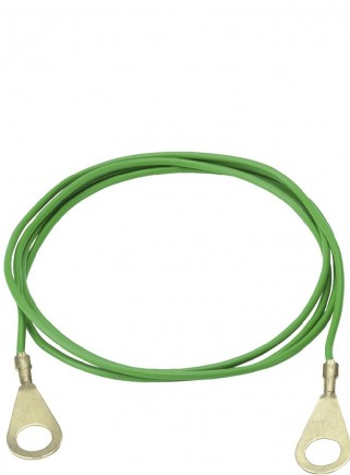 Earth ground connection cable