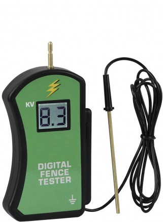 copy of Fence tester with LED indicator - 1