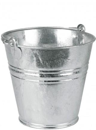 Hot dip galvanized bucket