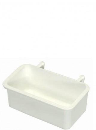 Mangiatoia con ganci in plastica - 1