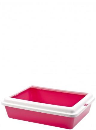 Silvestro toilet bowl with frame - 1