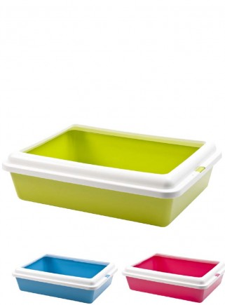 Silvestro toilet bowl with frame