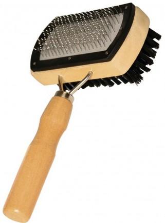 Brush cartdator wooden handle - 2