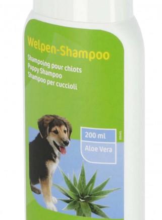 Puppy shampoo with aloe vera 200 ml