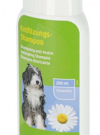 Detangling shampoo with chamomile ml. 200
