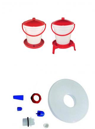 Ricambio kit montaggio abb.Rapid Clean