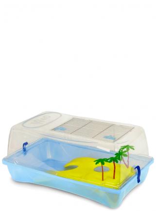 Box tartarughiera Kleo maxi - 1