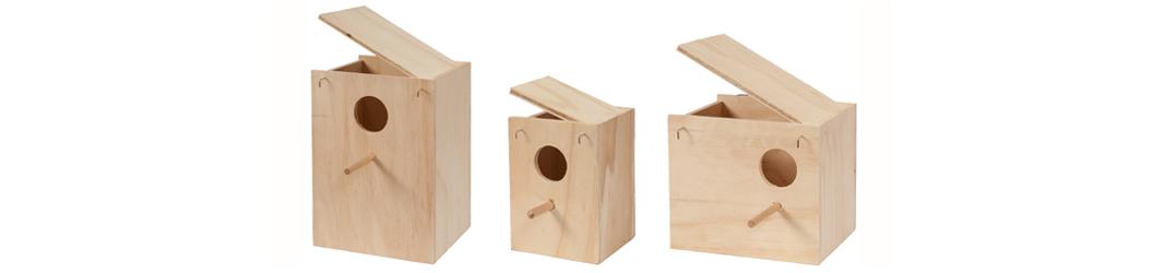 Nidi legno produzione propria